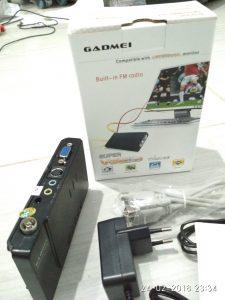TV Tunner Gadmei Combo