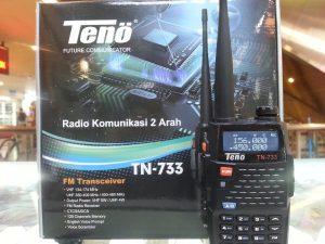 TENO Handy Talky (HT) TN-733 Triband